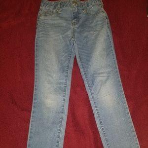 Girls Jean's size 6X